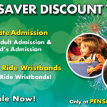 Buy Super Saver Advance Discount Tickets!