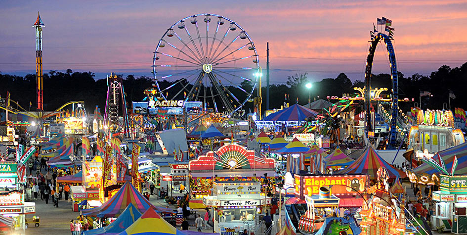 Greater Gulf State Fair Mobile Al 2020.Pensacola Interstate Fair